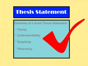 Philosophy Paper Writing Guidelines